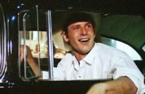Harrison Ford in American Grafitti as Bob Falfa