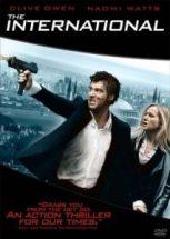The International movie poster