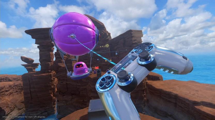 Znalezione obrazy dla zapytania Astro Bot: Rescue Mission screenshots