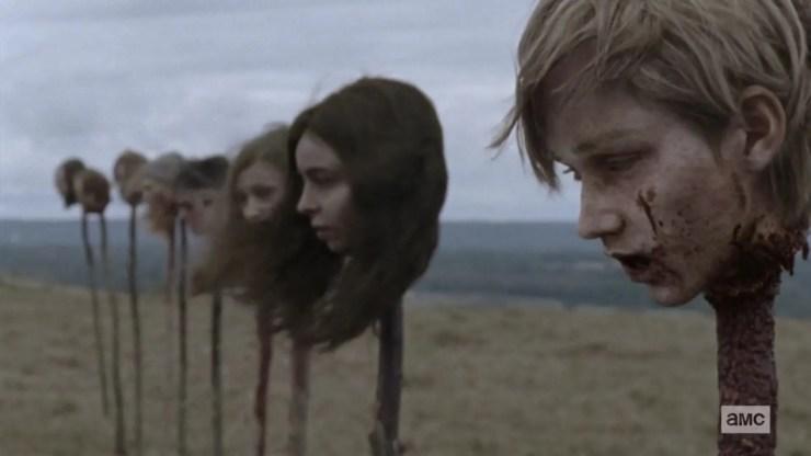 The Walking Dead   Produtora explica escolha das vítimas no 15º episódio