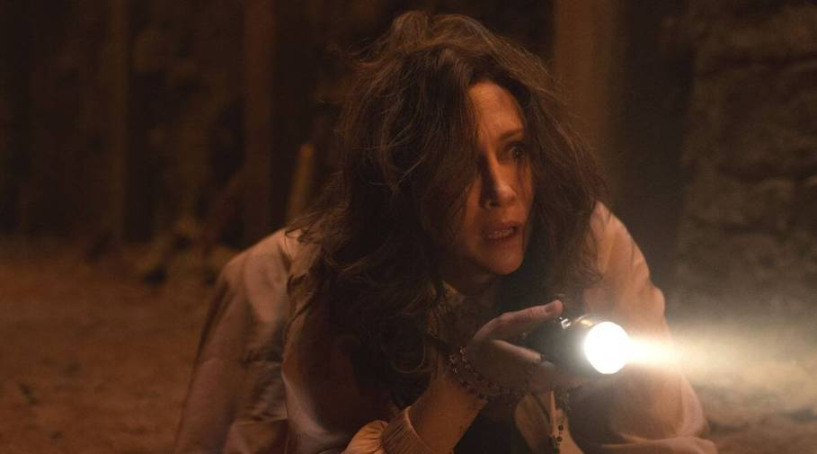 The Conjuring 3 exorcises A Quiet Place 2 At the box office on Friday