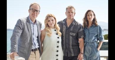 Abigail Breslin on 'Stillwater' and Learning to Do a U-Turn from Matt Damon