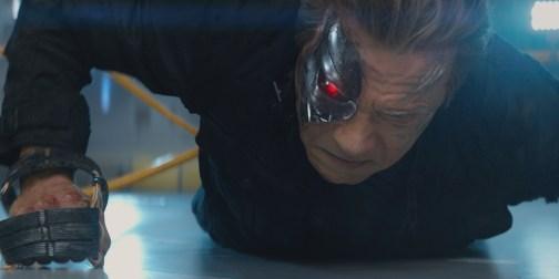 Arnold Schwarzenegger in 'Terminator: Genisys'