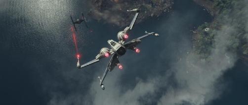 'Star Wars: The Force Awakens' Trailer Screenshot