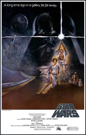 'Star Wars' Poster