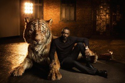 Idris Elba for The Jungle Book