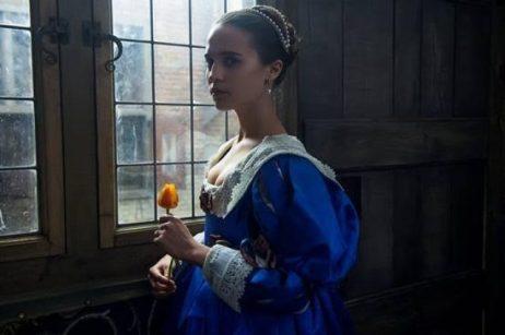 Alicia Vikander in Tulip Fever