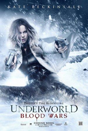 Underworld: Blood Wars Teaser Poster