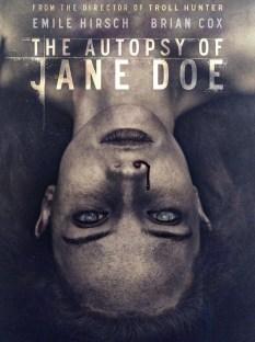 The Autopsy of Jane Doe Teaser Poster