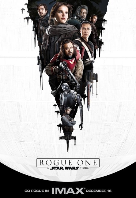 Rogue One: A Star Wars Story IMAX Poster