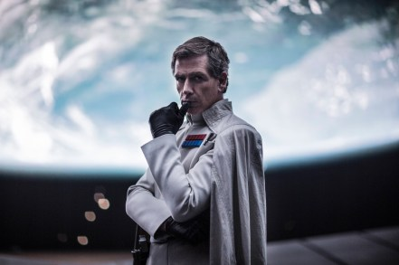 Ben Mendelsohn as Krenic in Rogue One: A Star Wars Story