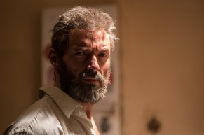 Hugh Jackman as Logan in Logan