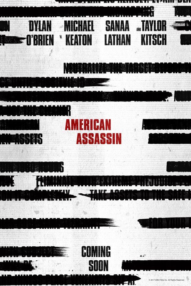 American Assassin Teaser Poster