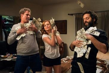Will Ferrell, Amy Poehler & Jason Mantzoukas in The House