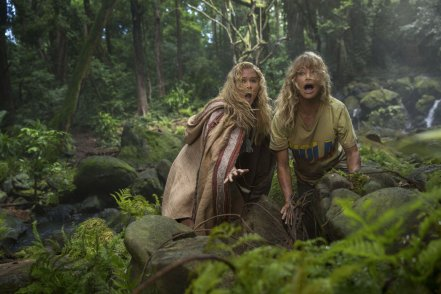 Amy Schumer & Goldie Hawn in Snatched