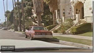 Fletch's apartment - Santa Monica, CA