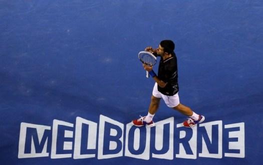 Novak Djokovic & Serena Williams Sail Through Australian ...