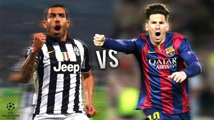 Image Result For Barcelona Vs Juventus