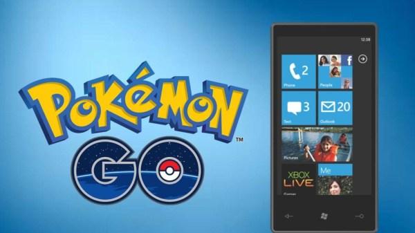 Finally, Pokemon GO for Windows Phones Unofficially ...