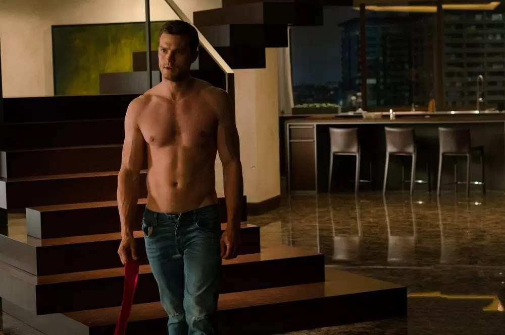Fifty Shades Freed And Peter Rabbit Top Box Office For