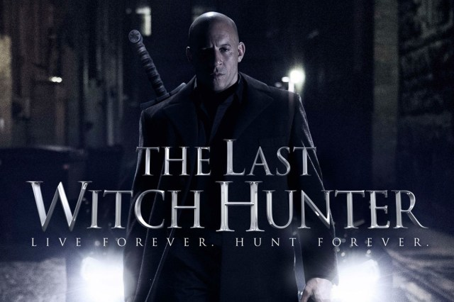 The Last Witch Hunter | Full Movie 2015 | Action, Adventure, Fantasy