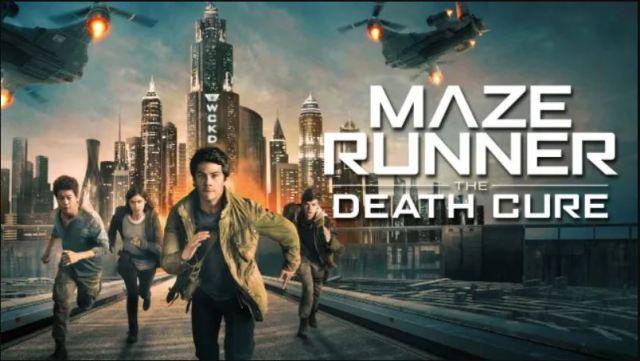Maze Runner: The Death Cure – Full Movie