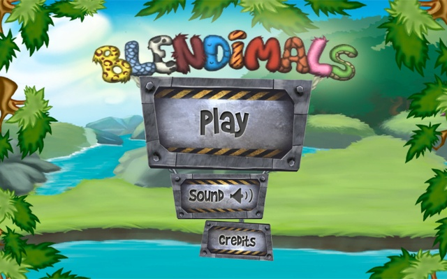 A free version of Blendimals to iPhone and iPad!