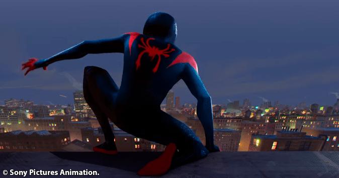 Første trailer til Spider-Man: Into The Spider-Verse