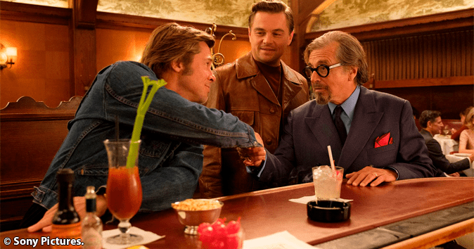 Ny Poster til Once Upon A Time In Hollywood