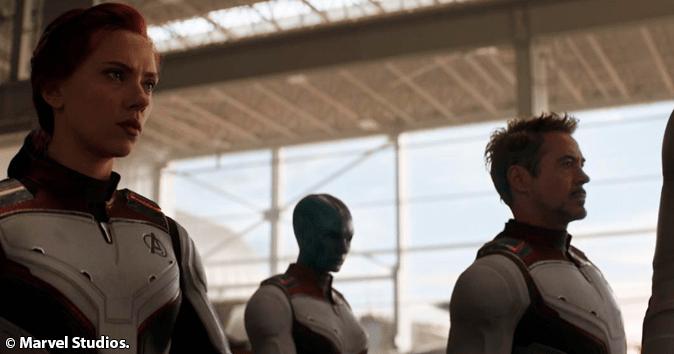 """Avengers Endgame Video """"We Lost"""" ude nu"""