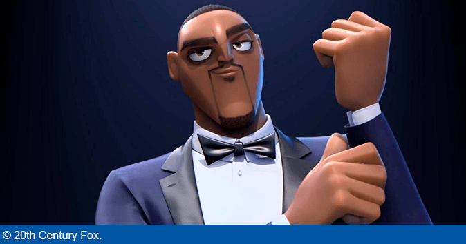 Ny Trailer Til Spies In Disguise