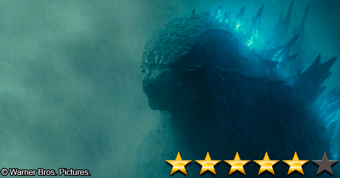 Film Anmeldelse – Godzilla 2: King of the Monsters