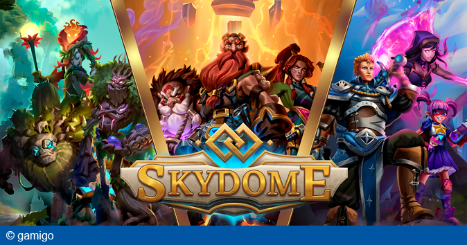 Champions and Towers – gamigo annoncerer Skydome!