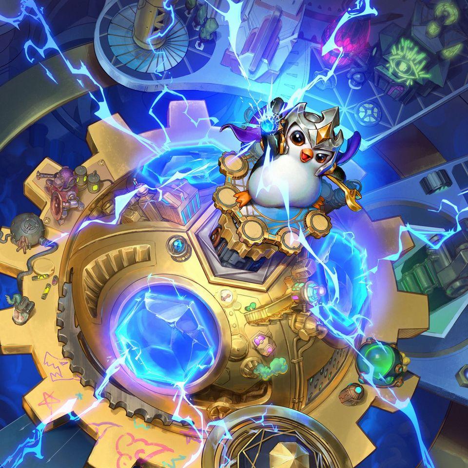 Riot Games reveal Teamfight Tactics: Gizmos & Gadgets
