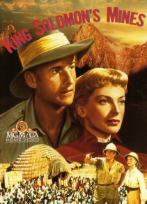 Image result for KING SOLOMON'S MINES 1950 movie