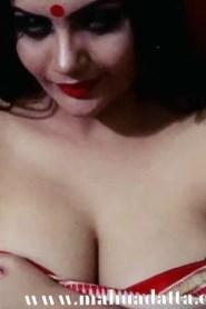 Megha Saree (2020) Mahua Datta Originals