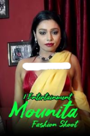 Mounita Fashion Shoot 2020 Hindi iEntertainment Originals Video