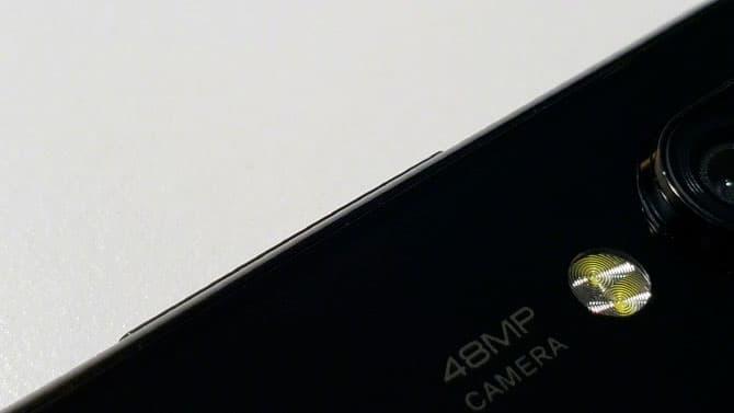 Xiaomi anuncia un smartphone con la cámara trasera de 48 megapíxeles