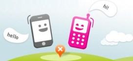 Cada día usamos más el móvil para las redes sociales