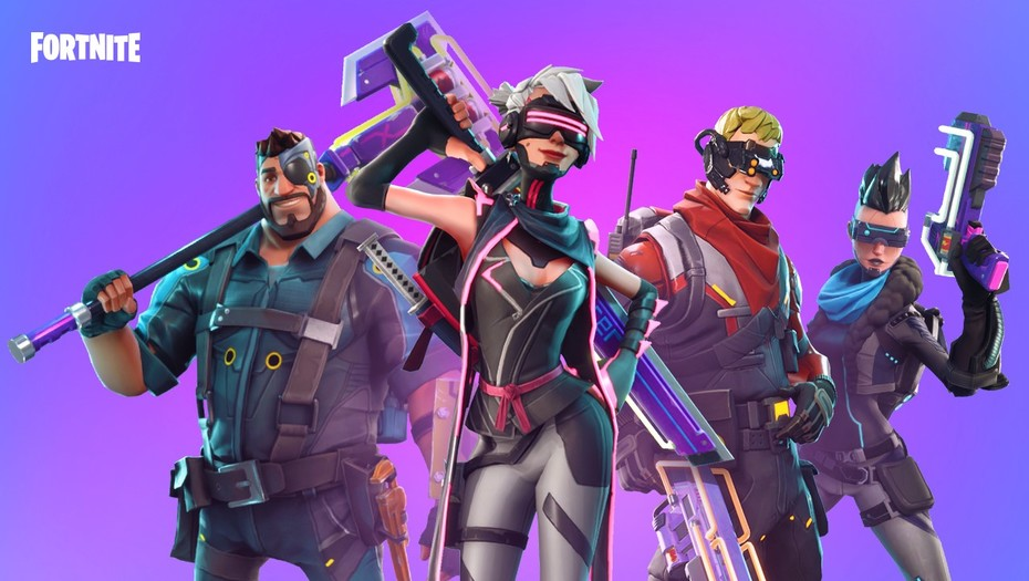 Fortnite Epic Games Competencia