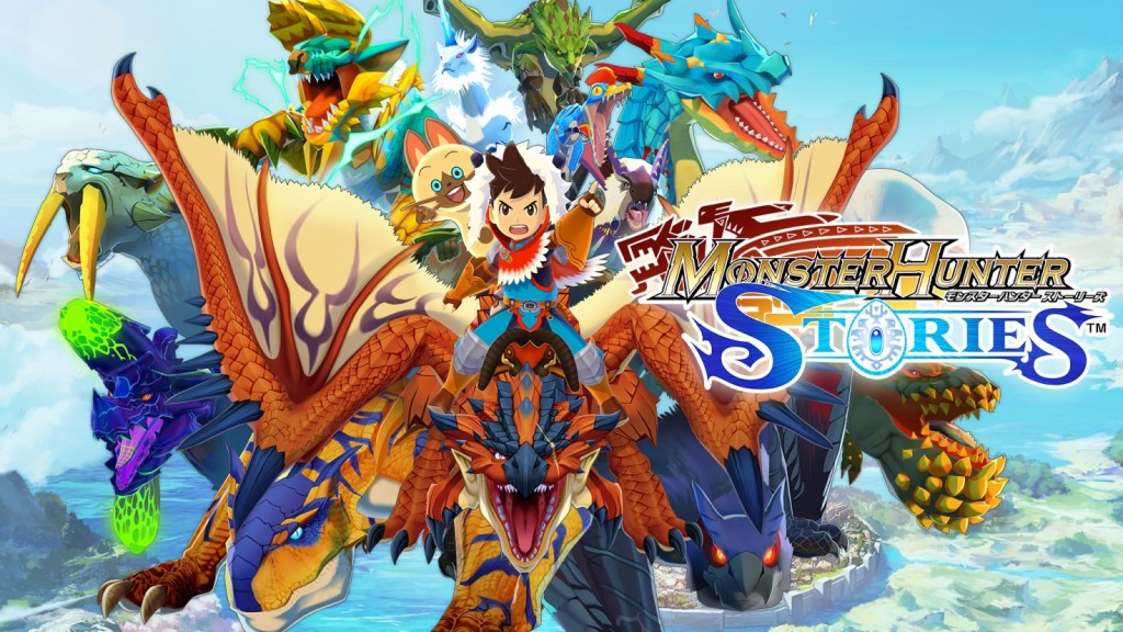 Monster Hunter Stories: The Adventure Begins
