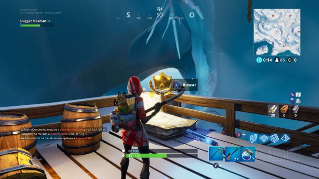 Fortnite Guia De Desafios De La Temporada 7 Semana 5 Movil Gamers