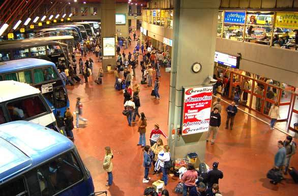 terminal de omnibus vieja cordoba terminal micro colectivo pasajes