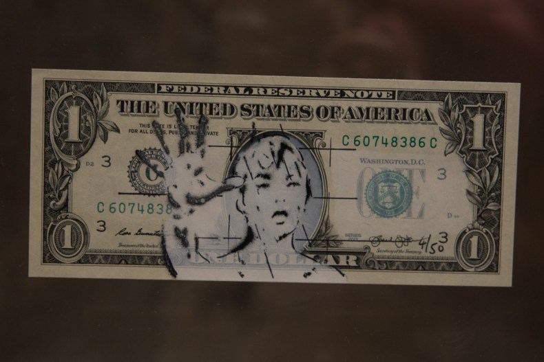 A Visual Protest - Banksy