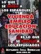 Lo que niegan los políticos a los españoles