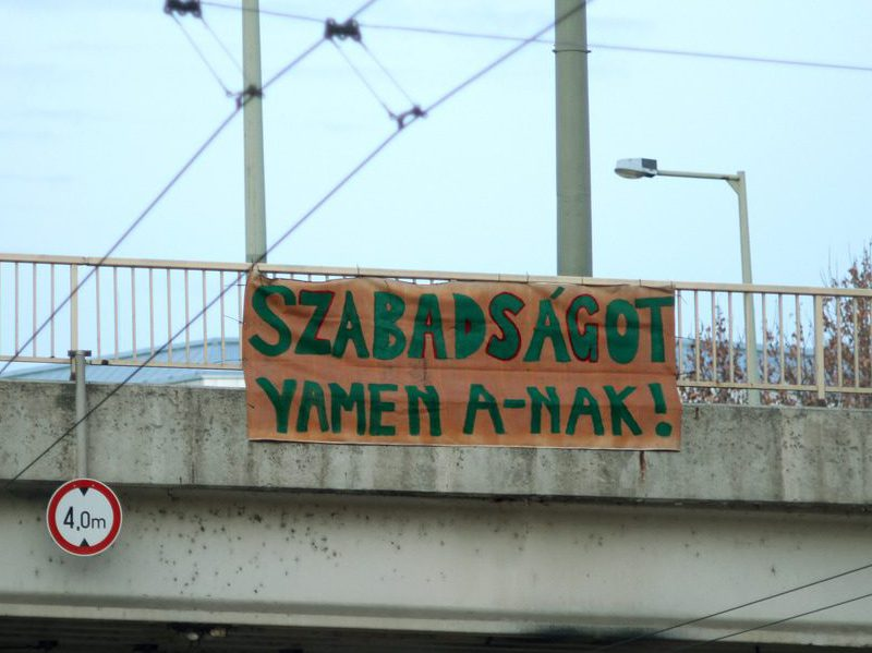 Permalink to:The second level court hearing and verdict of the 10 Röszke accused – Protest trial in Budapest