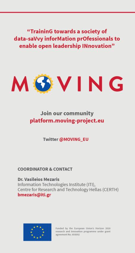MOVING leaflet