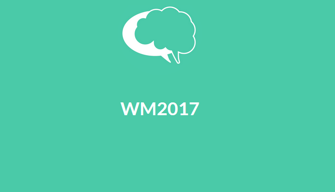 MOVING at WM2017 in LeWin Workshop!