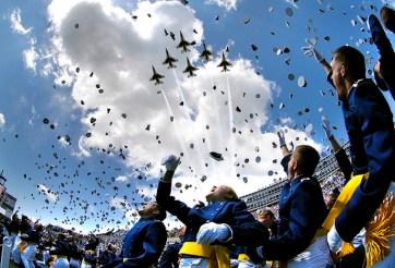 Air Force Academy graduation