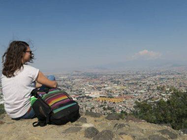 Cerro de la Estrella Iztapalapa Mexiko City